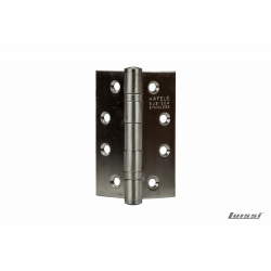 "Bisagra Acero Inoxidable 4""x3""x3mm C/rulemanes"