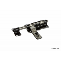 Pasador mauser c/portacandado 160mm charolado negro
