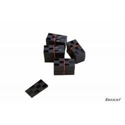 Cuñas plasticas 40 piezas EDMA