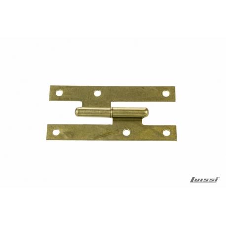Pomela hierro bronceado 110 mm. izquierda