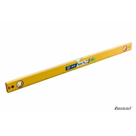 """Nivel de alumino amarillo 32"""" SLENDER"""