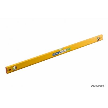 """Nivel de alumino amarillo 40"""" SLENDER"""