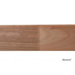 "Lambriz eucaliptus finger joint 9.5 cm. x 1/2"""