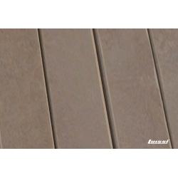 Deck Biosintetico Chocolate 22x150x2000m