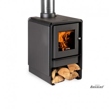 Bosca Calefactor a Leña Eco 360-8.7kw
