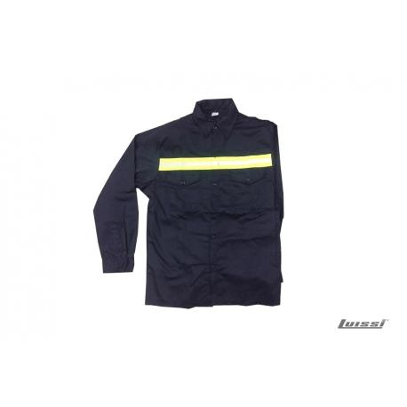 Camisa Brin marino reflectivo T3 M*3