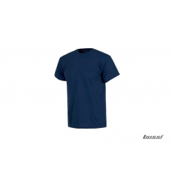 Camiseta azul manga corta 160G M*AZS