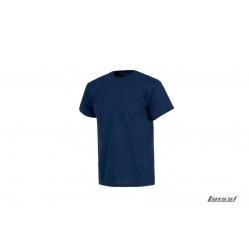 Camiseta azul manga corta 160G M*AZXXXL