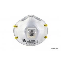 Respirador 3M modelo 8210V - N95 valvulado