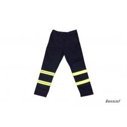 Pantalon Brin marino reflectivo T5 M*5
