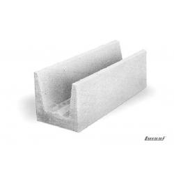 Bloque Retak U 20x25x50 cm
