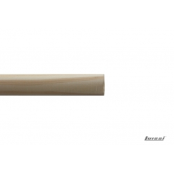 Barrote pino clear 43 x 43