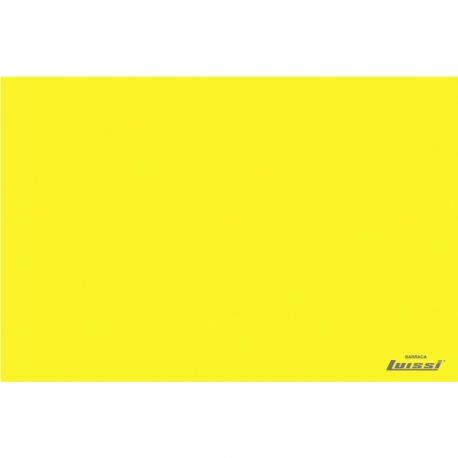 M.D.F. melaminico Amarillo Limón 18 mm. x 2.60 mts. x 1.83 mts. U131-ST9