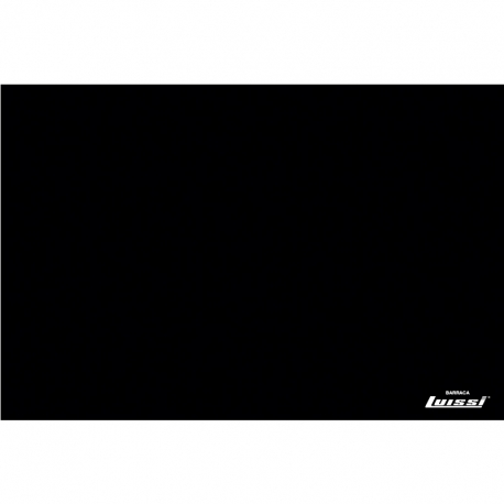M.D.F. melaminico Negro 18 mm. x 2.60 mts. x 1.83 mts. U999-ST9
