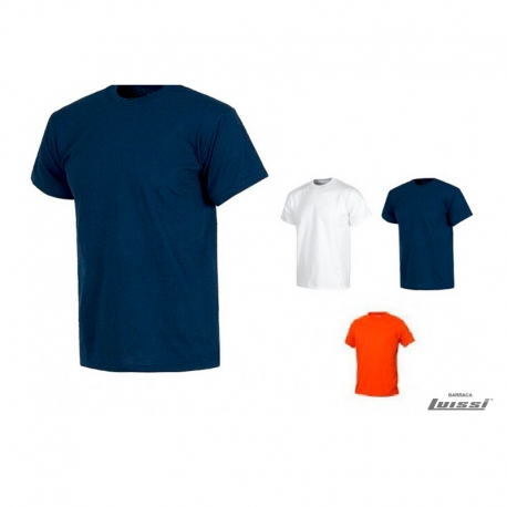 Camiseta Gris manga corta 160G M*GRXXL