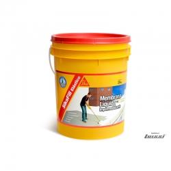 Sikafill Elástico 20 kg Membrana Líquida Gris
