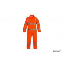 Equipo lluvia Sacobel naranja T.XL M*XL