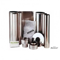 "Bosca Kit chimenea 6"" x 4mts."