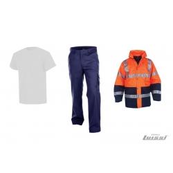 Kit Camiseta + Pantalón + Campera