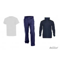 Kit Camiseta + Pantalón + Polar