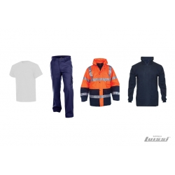 Kit Camiseta + Pantalón + Polar + Campera