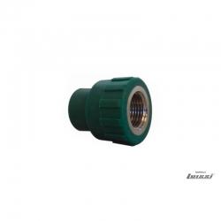 Tubo Rosca Hembra 32mm x 1 Fusión Nicoll