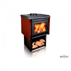 Bosca Calefactor a Leña Gold 450 Bordo